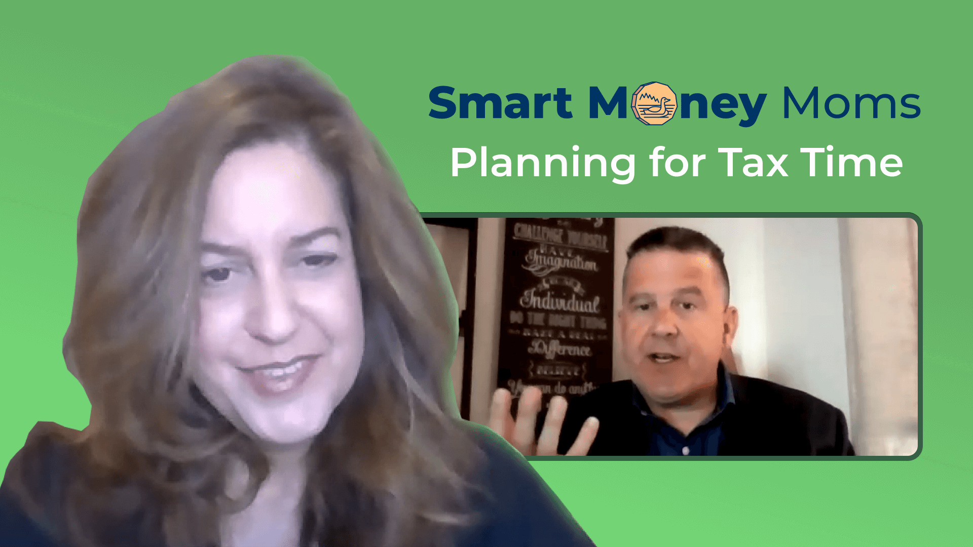 Planning for Tax Time | Smart Money Moms 3